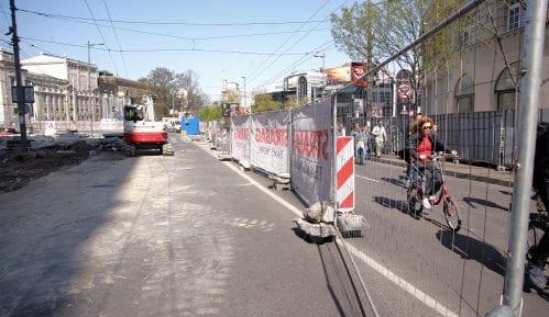Beograđane tek čekaju rekonstrukcije saobraćajnica u užem centru grada 1