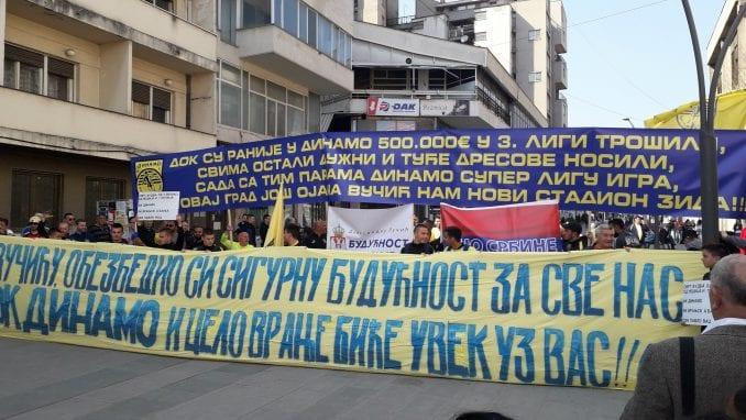 Za Dinamo iz budžeta 10 miliona dinara 2