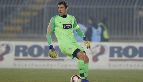 Fudbaleri Partizana odigrali nerešeno sa Napretkom 13