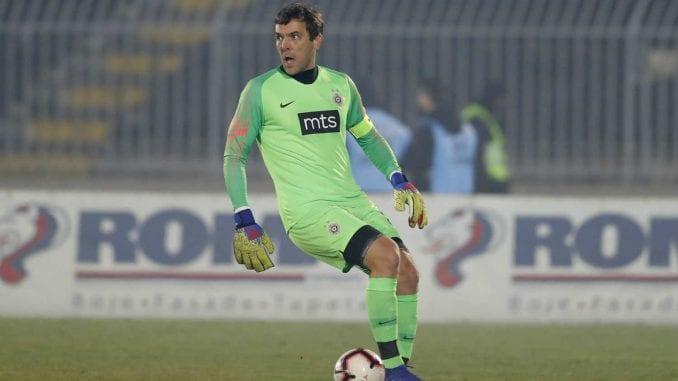 Fudbaleri Partizana odigrali nerešeno sa Napretkom 1