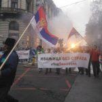 Govornici na protestu: Vučić je uzurpirao vlast, sa njim nemamo budućnost 6