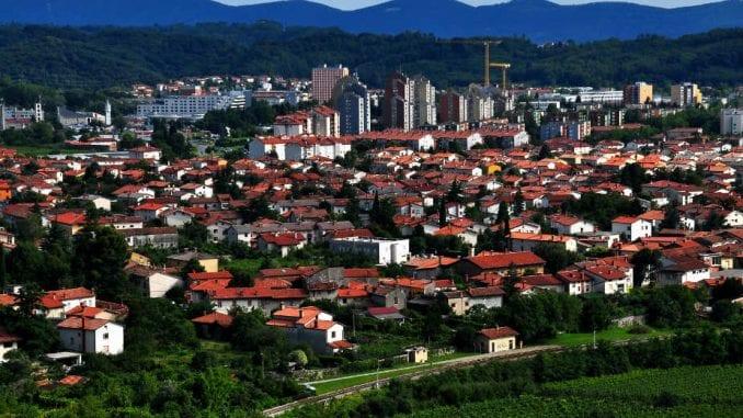 Granica Gorica - Nova Gorica 1