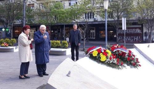 Položeni venci povodom šestoaprilskog bombardovanja Beograda 7