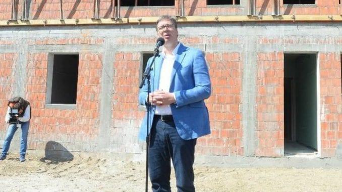 Gradska vlast organizator stranačkog mitinga u Novom Sadu 1
