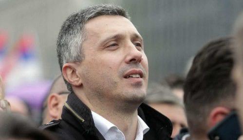 Obradović: Formiraćemo novu grupu Dveri, ali u Slobodnoj zoni Beograd 8