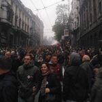 Govornici na protestu: Vučić je uzurpirao vlast, sa njim nemamo budućnost 5