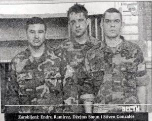 """Danas (1999): Ogromna šteta u Novom Sadu, Aleksinac """"pretvoren u stratište"""" 2"""