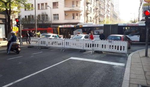Izmene u centru Beograda, na Trgu Republike do juna bez trolejbusa i autobusa (FOTO) 5