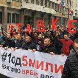 Zahtevi opozicije su polazište za pregovore sa vlašću 9