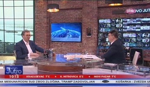 BIRODI: Na televizijama najzastupljenija Vlada Srbije, Vučić na Pinku 3