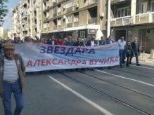 Završen miting SNS u Beogradu, bez procene MUP o broju okupljenih (FOTO, VIDEO) 8