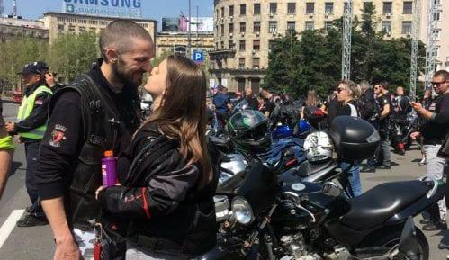 Otvorena moto sezona u Beogradu (FOTO) 5