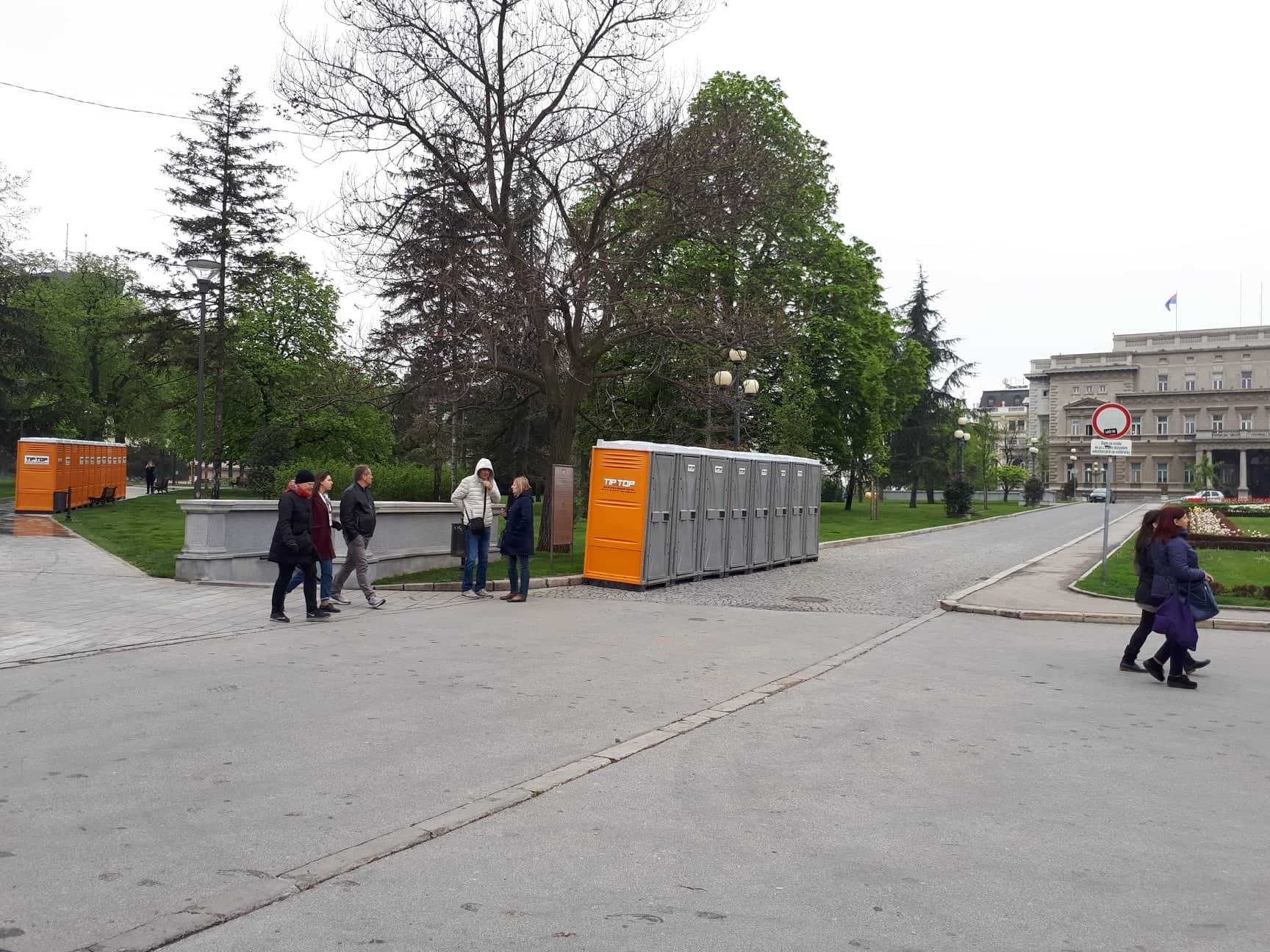 """Procena opozicije - 35.000 ljudi na protestu """"1 od 5 miliona"""" (FOTO, VIDEO) 23"""