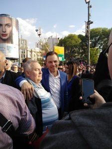 Završen miting SNS u Beogradu, bez procene MUP o broju okupljenih (FOTO, VIDEO) 3