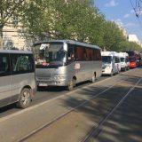SSP: Vlast povukla deo prevoznika da bi prevozili zaposlene u javnim preduzećima na događaj u Busijama 6