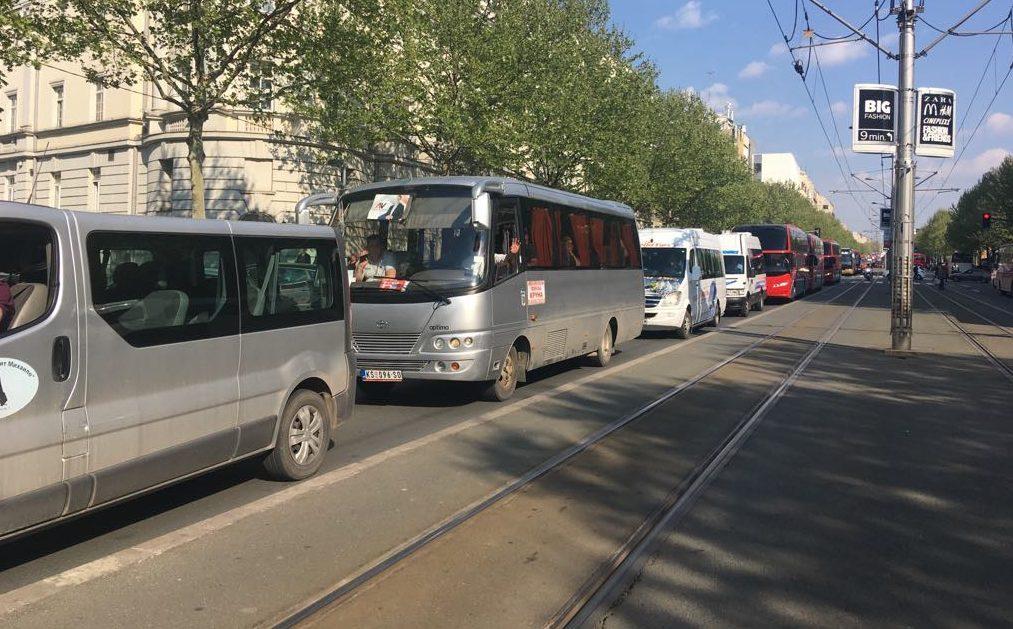 Završen miting SNS u Beogradu, bez procene MUP o broju okupljenih (FOTO, VIDEO) 5