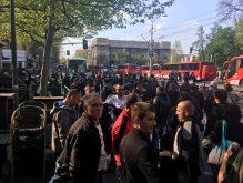 Završen miting SNS u Beogradu, bez procene MUP o broju okupljenih (FOTO, VIDEO) 12