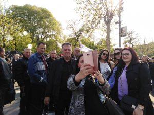 Završen miting SNS u Beogradu, bez procene MUP o broju okupljenih (FOTO, VIDEO) 6