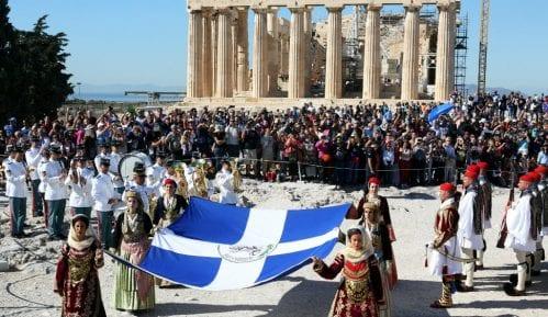 Akropolj zatvoren iz predostrožnosti zbog nevremena 6