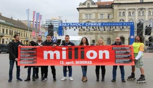 """Performans """"1 od 5 miliona"""" ispred bine u Novom Sadu 7"""