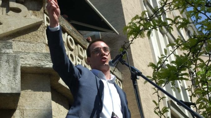 Bastać optužio list Blic da je saučesnik vlasti u procesu protiv njega 1