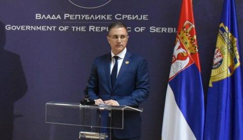 Stefanović negirao da je firma koja izvozi naoružanje u vlasništvu njegovog oca 13