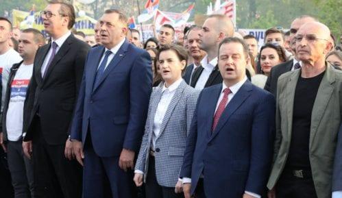 Dimčevski: Hvala Vučiću, nazvao je događaje iz 1999. godine pravim imenom 10