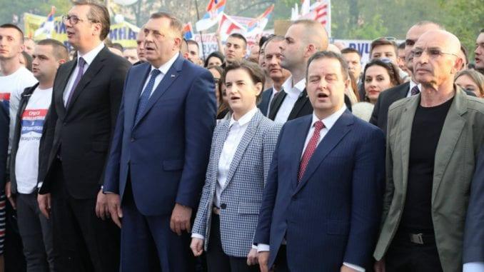 Dimčevski: Hvala Vučiću, nazvao je događaje iz 1999. godine pravim imenom 1