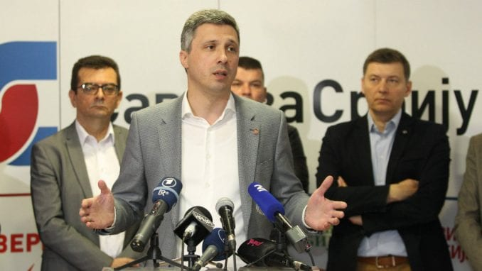 Obradović: Odluka da se Vučiću dodeli orden Svetog Save sramna 1