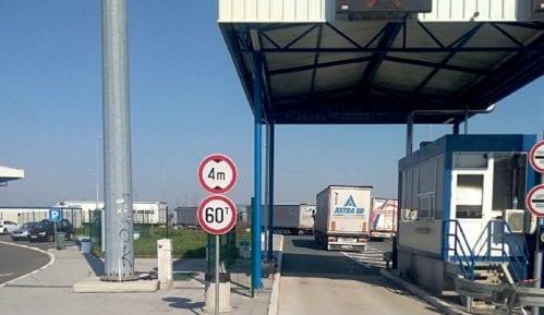 Putevi Srbije: Zadržavanja na graničnim prelazima za teretnim terminalima 9