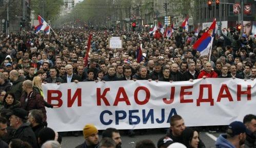 HRT: Protesti u Srbiji - nema lidera koji bi se suprotstavio Vučiću 11