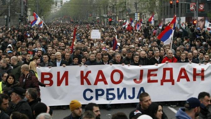 """Novi protest """"1 od 5 miliona"""" 27. jula: U građaninu je moć 2"""