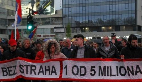 Velika očekivanja južnjaka pred put u sopstvenoj režiji na protest u BG 10