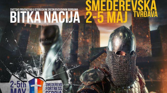 Srbija prvi put domaćin Svetskog prvenstva u srednjovekovnim borbama 1
