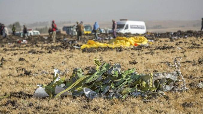 Preliminarni izveštaj: Etiopska posada srušenog aviona sledila uputstva Boinga 4