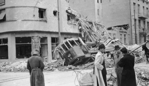 Godišnjica bombardovanja Beograda 1
