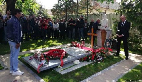 Mira Marković sahranjena danas u Požarevcu 2
