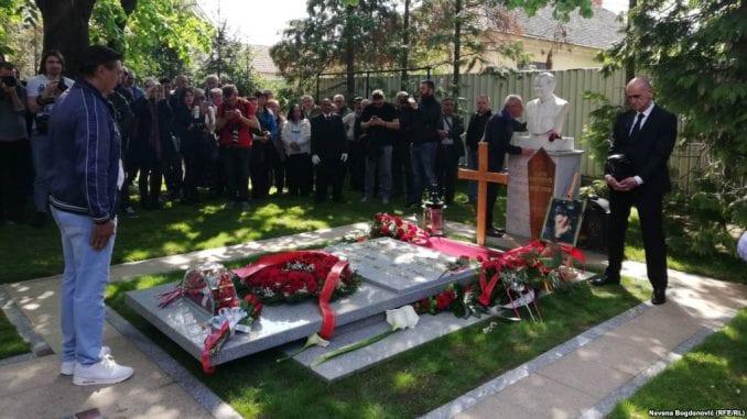 Mira Marković sahranjena danas u Požarevcu 1