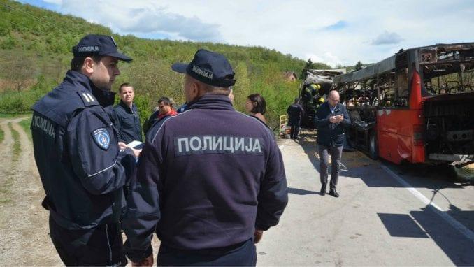 U sudaru autobusa i automobila na Ibarskoj magistrali četvoro povređeno 2
