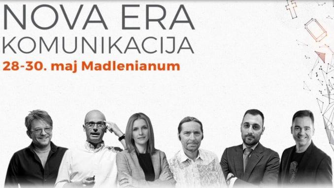 """""""Nova era komunikacija"""" u Madlenianumu od 28. do 30. maja 3"""