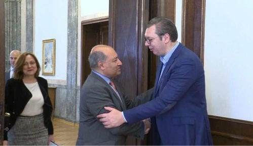 Vučić sa predsednikom EBRD: Podrška regionalnoj saradnji u oblasti zaštite konkurencije 2