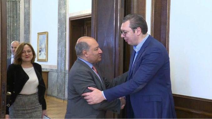 Vučić sa predsednikom EBRD: Podrška regionalnoj saradnji u oblasti zaštite konkurencije 4