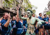 Ko je momak o kome su svi pričali na maratonu (FOTO) 4