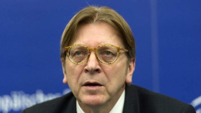 Verhofštat pozdravio odluku Mej da razgovara s laburistima oko Bregzita 1