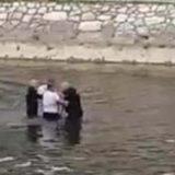 Hapšenje usred Nišave (VIDEO) 9