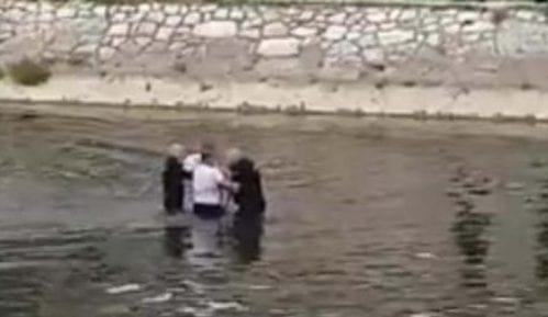 Hapšenje usred Nišave (VIDEO) 7