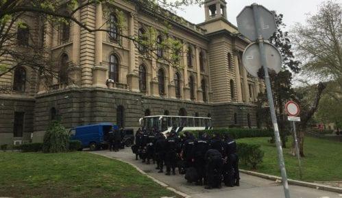 DS: Prijava protiv Stefanovića zbog prisustva policije u Skupštini 10