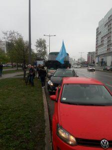 """Procena opozicije - 35.000 ljudi na protestu """"1 od 5 miliona"""" (FOTO, VIDEO) 18"""