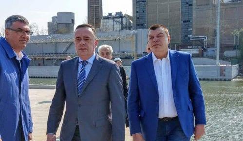 """Završena izgradnja pristaništa """"Kostolac"""" 11"""