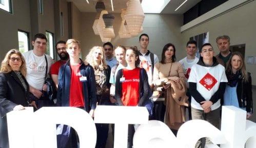 Mladi programeri iz Sente, Banja Luke i Podgorice na IoT konferenciji 3